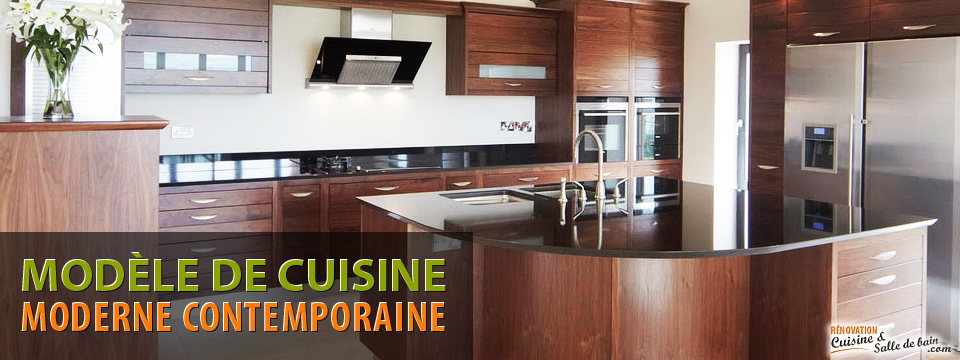 Renovation et design de cuisine moderne et contemporaine a for Cuisine moderne et contemporaine